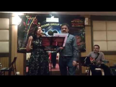 Tum Aa Gaye Ho Noor Aa Gaya Hai | Aandhi | Sreekumar & Nikita