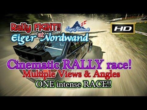 GT6 (Gran Turismo 6)   Eiger Nordwand [K-Trail] Rally BATTLE!   Online Race