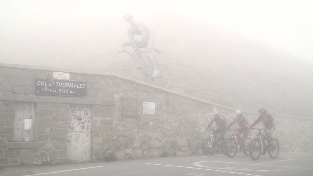 EVASIÓN TV: Pedals Du Tourmalet