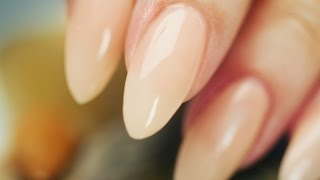 Suzie shows, step by step, how to create natural-looking, almond-shaped Acrylic Nails. This tutorial is in-depth, and focuses on the technique of making the ...