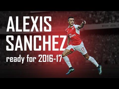 Alexis Sanchez ● Crazy Skills ● Ready for 2016/2017 ● HD