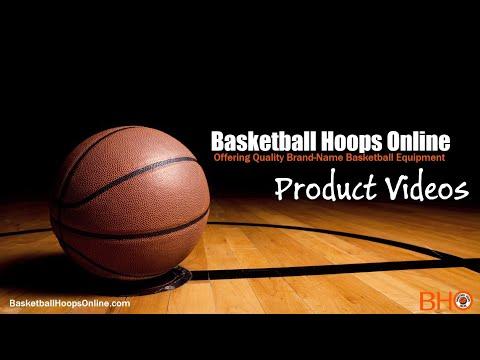 Gared Sports - 9616 Pro S Spring-Lift Portable Basketball Backstop