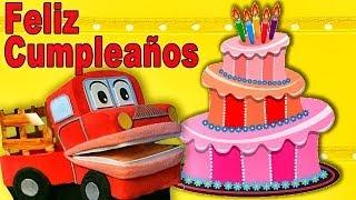 El Mejor Feliz Cumpleaños - Barney El Camión - Canciones Infantiles - Videos Para Niños #