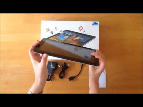 10.1 inch  A83T Octa Core Android 5.1 Tablet PC With KODI (UK 2015)