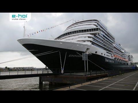 Koningsdam: Die neue Koningsdam der Holland America ...