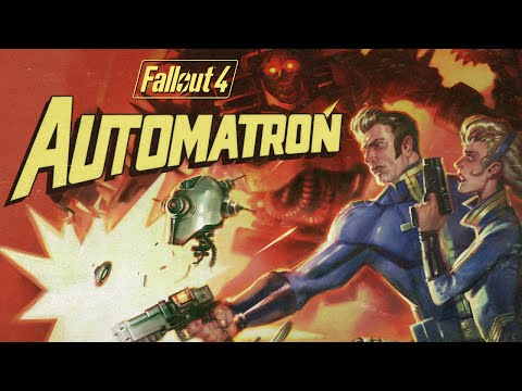Fallout 4 – Automatron DLC – HD Gameplay Trailer