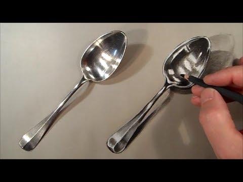 你分辨的出來哪隻湯匙是真是假嗎?