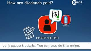 What are dividends? ASX Tutorial