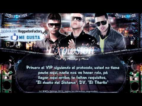 Descargar J Alvarez - Explosion ft Daddy Yankee