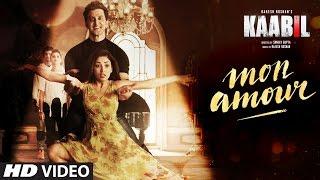 Nonton Mon Amour Song  Video    Kaabil   Hrithik Roshan  Yami Gautam   Vishal Dadlani   Rajesh Roshan Film Subtitle Indonesia Streaming Movie Download