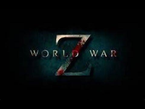world war z full movie (zombie movie)