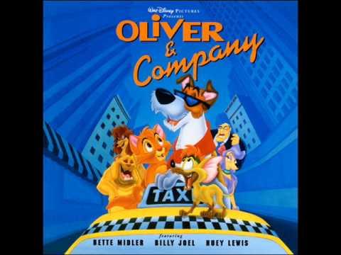 Oliver & Company OST - 07 - Bedtime Story (Score)