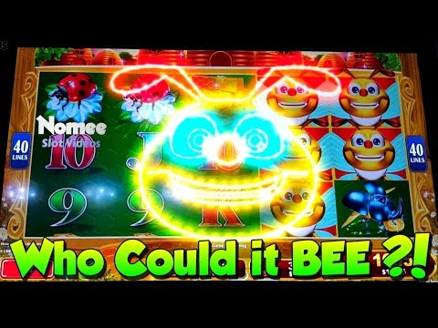 ★WE ALL BEE WINNING!!★ LUCKY HONEYCOMB Twin Fever Slot Machine - Long Play and Neighbors BIG WINS!🤑🎰