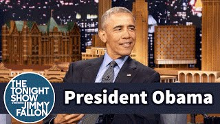 Video President Obama Explains His Old-School Blackberry download in MP3, 3GP, MP4, WEBM, AVI, FLV Mei 2017