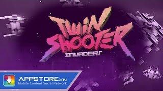 [Game] Twin Shooter - Có bao giờ bạn từng nghĩ sẽ chơi 2 máy bay cùng 1 lúc - AppStoreVn, tin công nghệ, công nghệ mới