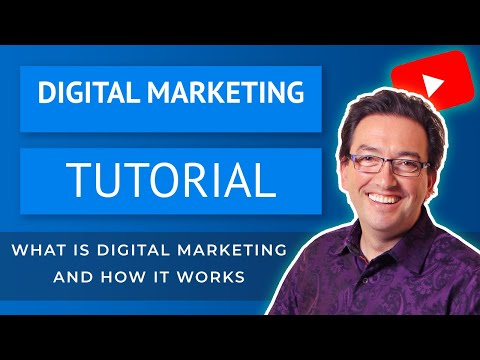 Digital Marketing Tutorial 2014 – Free Tutorial on Internet and Online Marketing Strategy