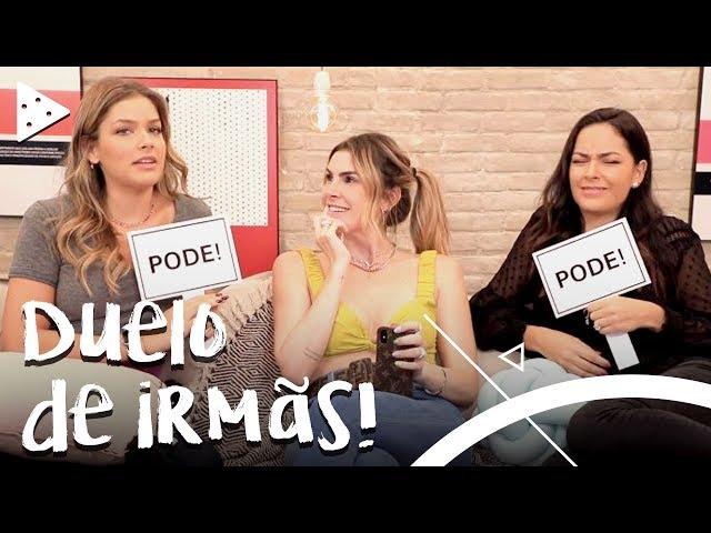 "O FAMOSO ""FAZER FAMÍLIA"" FT IRMÃS TRANCHESI - Julia Faria"