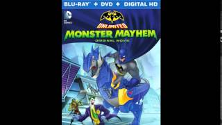 Batman Unlimited Monster Mayhem 2015