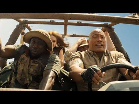JUMANJI:THE NEXT LEVEL - Jumanji Thanksgiving and Final Trailer