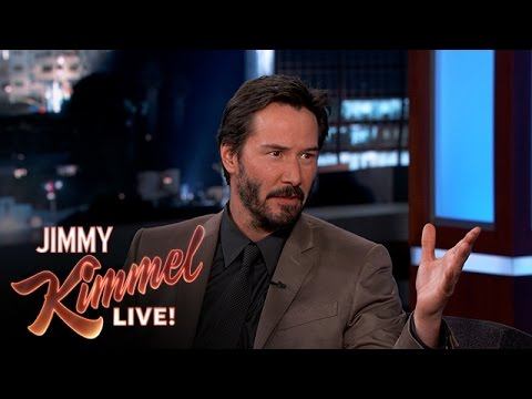 Keanu Reeves on Turning 50