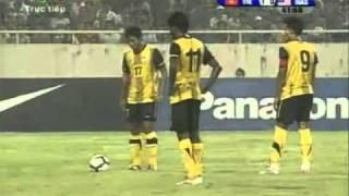 VFF Cup 2011: Malaysia U23 1 - 1 Vietnam U23