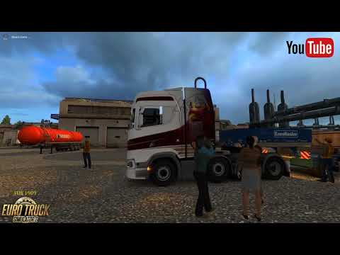 New Gen Scania V8 Open Pipe Sound Mod v1.0