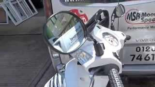 7. 2012 Sym HD 200 EVO