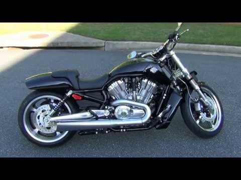 Harley Davidson V-Rod Muscle 2013