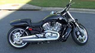 6. Harley Davidson V-Rod Muscle 2013