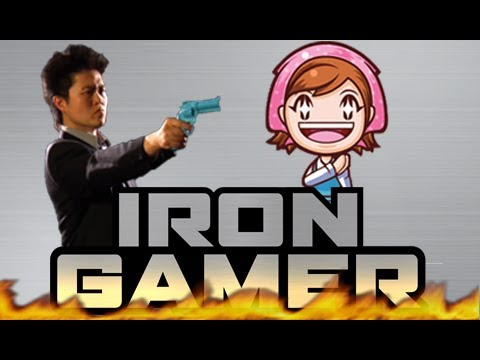 Iron Gamer - Cooking Mama - TGS