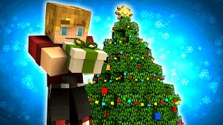 Minecraft Christmas Cram Challenge 4v4 (Minecraft 1.8.1 Christmas Mini-Game) w/Lachlan and Friends