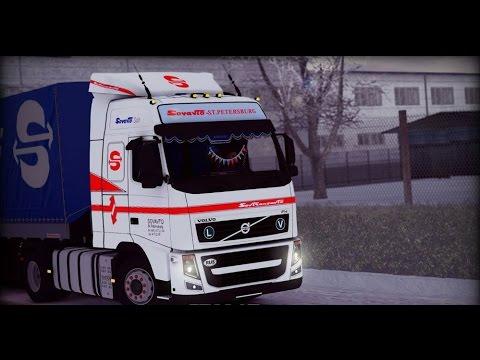 Volvo FH SovTrans