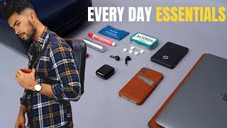 Video What's In My Backpack? - 10 EDC Items Every Guy Should Have MP3, 3GP, MP4, WEBM, AVI, FLV Agustus 2018
