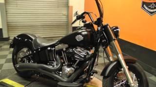 10. 053554 - 2013 Harley Davidson Softail Slim FLS - Used motorcycles for sale