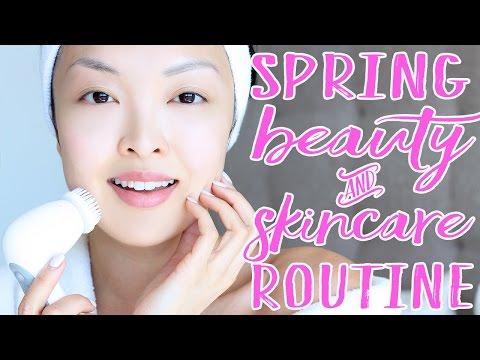 Spring Skin Care Routine & Beauty Checklist