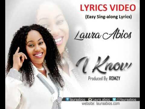 I KNOW || Laura Abios || Lyrics Video