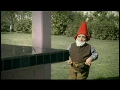 Beer stealing gnomes - funny commercial