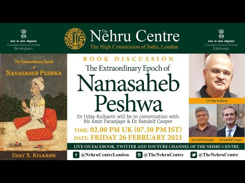 The Extraordinary Epoch of Nanasaheb Peshwa
