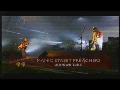 ClivesVidCollection - Manic Street Preachers - Motown Junk live @ Glastonbury '99.