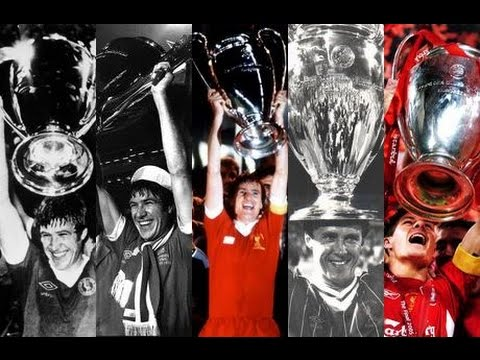 We Won It 5 Times (liverpool Fc Song)