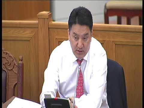 Ж.Ганбаатар: Жижиг дунд үйлдвэрлэлийг дэмжих тухай хуулийн төсөлтэй уялдуулан батлах ёстой