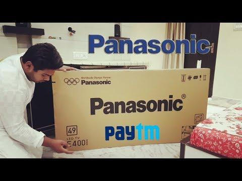 PANASONIC TH-49E4000D | FULL HD | LED TV