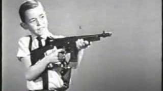 Mattel Tommy Burst TV commercial 1960s!