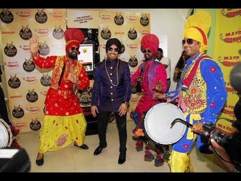 Singer Mika Singh Turned RJ