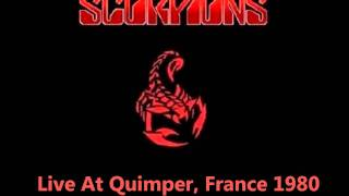 Quimper France  city images : Scorpions : Holiday - Lady Starlight - Always Somewhere (live at Quimper, France 1980)