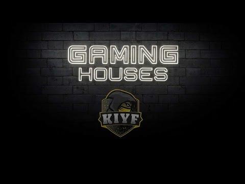 Gaming Houses de la Superliga Orange :  KIYF