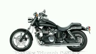 10. 2011 Triumph Speedmaster Base  Dealers superbike