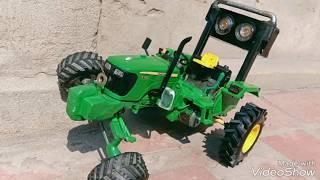 Tractor tochan mukabla (model tractors)