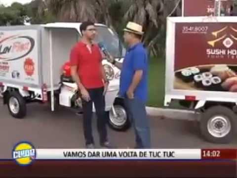 Motocar Triciclos em Brasília - Trino Motors