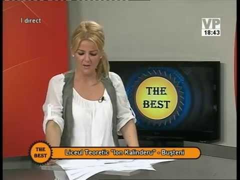 "Preselecții The Best – 14 octombrie 2014 (I) – Colegiul ""Mihail Cantacuzino"" Sinaia"